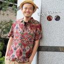 エッジングパターンシャツ/MDSI-CC-709【メンズ/men's】