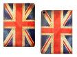 iPad Air 2 国旗柄 PU合皮 手帳型 スタンドケース#イギリス 送料無料【S.Pack】