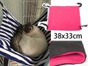 猫用/ニャンモック ハンモック 寝袋 多頭飼い #ローズ/サイズS【S.Pack】