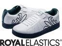 【メーカーお取り寄せ商品】Royal Elastics HYDRA Male White size:27 【ロイヤルエラスティクス HYDRA】 メンズ スニーカー 靴 /白/サイズ27【___OCS】