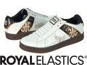 【メーカーお取り寄せ商品】Royal Elastics ICON 【ロイヤルエラスティクス ICON】メンズ スニーカー 靴 /ブラウン/サイズ26【___OCS】