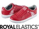 【メーカーお取り寄せ商品】Royal Elastics ICON ALPHA 【ロイヤルエラスティクス ICON ALPHA】レディース スニーカー 靴 /赤/サイズ24【___OCS】
