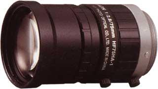 フジノン(FUJINON) 1.5メガピクセル対応レンズ(Cマウントレンズ) HF75HA-1B