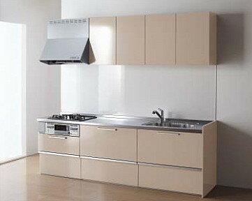 【ラクエラ】 《TKF》 クリナップ システムキッチン スライド収納パッケージプラン I 型 オンライン 285cm シンシアシリーズ (SGシンク) ωδ1:住宅設備機器 tkfront