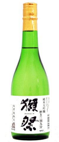 獺祭純米大吟醸酒三割九分39%720ml※7月〜9月初旬はクール便をおすすめします日本酒中国地方山口