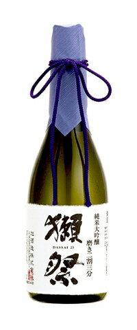 獺祭純米大吟醸酒磨き二割三分23%720ml※7月〜9月初旬はクール便をおすすめします日本酒中国地方