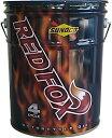 【同梱不可】SUNOCO(スノコ) REDFOX(レッドフォックス) RACING SPORT(レーシング アンド スポーツ) 4サイクルオイル 15W-50 100 化学合成油 20L