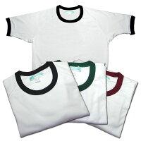 【体操服】カンコークルーネックシャツ(半袖)