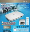 【新品】J-VOXX/ジェイボックス車載/家庭兼用 車載対応HDMI出力/Blu-ray DVDコンパクトプレーヤーDG-BD01C【日暮里店】