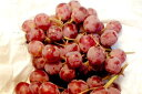 レッドグローブ葡萄(れっどぐろーぶぶどう) 約2kg チリ・アメリカ産ワインカラーの大粒で、甘いブドウです 「種あり」