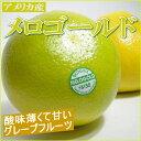 アメリカ・カリフォルニア産 メロゴールド超大玉 27個入り酸味控えめな甘いグレープフルーツです 冬の柑橘