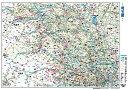 埼玉県全図(地図)ポスター(B1判)【2016年最新版!】表面ビニールコーティング加工※水性ペンが使えます