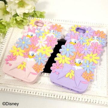 最終スペシャルプライスtocco closet【ディズニーコレクション】iPhoneケース(〜Surrounded by Flowers〜Daisy Duck ver)