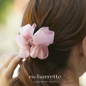 8月4日(土)再販決定☆【cs-barrette】tocco closet(トッコクローゼット) Collection