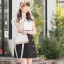 【ビジューボタンスカート】≪Lily Lulu(リリールル) Collection≫2/22スタートスペシャルプライス!