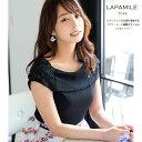 【lapamile ラパミル】tocco closet(トッコクローゼット) Collection宇垣美里さんはブラック着用