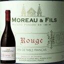 モロー・エ・フィスモロー・ルージュ 赤ワイン フランス テーブル ミディアムボディ