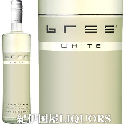 BREE(ブリー)ホワイト リースリング [2014]白 やや甘口 750mlドイツ ファルッツ QbABREE WHITE CHARDONNAY【プレゼント】