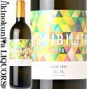オーバーシーズ / ポッシビリタ 2014 白ワイン やや辛口 750ml / 日本 山梨 南アルプス OVERSEAS POSSIBILITA 日本ワイン 国産ワイン