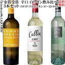 金賞受賞歴 辛口 白ワイン 飲み比べ