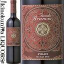 フェウド アランチョ シラー [2018] 赤ワイン ミディアムボディ 750ml イタリア シチーリア シチーリア D.O.C. Feudo Arancio Syrah