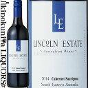 リンカーン エステイト / カベルネ ソーヴィニヨン [2018] 赤ワイン フルボディ 750ml オーストラリア サウス オーストラリア サウス イースタン オーストラリアG.I. Lincoln Estate Cabernet Sauvignon