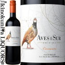 デルスール/カルメネール[2019]赤ワインミディアムボディ750ml/チリセントラル・ヴァレーロンコミージャ・ヴァレーD.O./VinadelPedregalS.A AvesdelsurCarmenere