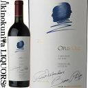 オーパス ワン [2011] 赤ワイン フルボディ 750ml/アメリカ カリフォルニア州 ナパヴァレー/OPUS ONE 2011/ワインセラーにて定温管理【クール冷蔵便出荷】正規のボルドーネゴシアン経由仕入れ