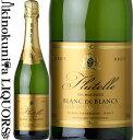 フリュッテル ブラン ド ブラン ヴァン・ムスー [NV] 白 スパークリングワイン 辛口 750ml フランス サロン・ド・プロヴァンス. フリュッテル ブラン・ド・ブラン Flutelle Blanc de Blanc NV (Vin Mousseux)【あす楽】