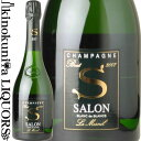 サロン/ブラン ド ブラン [2007] 750ml [箱無し][限定品] シャンパン シャンパーニュ【あす楽対応】
