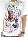 【ZOO YORK】ズ—ヨークMEN'S TEEシャツ《WHITE》