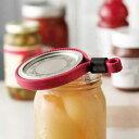 ツイストジャーオープナー | トゥールードゥー Trudeau オープナー 瓶オープナー 瓶のふた びんのふた ビンのフタ 瓶の蓋 開ける道具 シリコン シリコーン キッチン用品 キッチン雑貨 アイディアグッズ