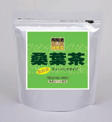 Mulberry tea ( 4 g × 48 wrapped teabags )
