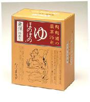 "Fragrance (*7 30 g case) 10P30Nov13 of the medicinal herb bath articles ""ゆほのぼの"" Orient"