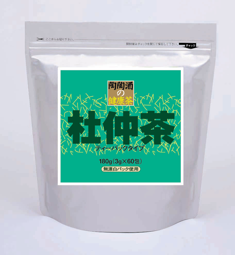 Du Zhong tea ( 3 g × 60 wrapped teabags )