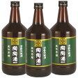 陶陶酒 銭形印(辛口)1000ml【3本セット】【smtb-s】10P27May16