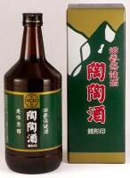 陶陶酒銭形印・辛口(720ml入)