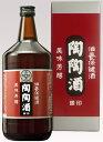 陶陶酒 銀印・甘口(1000ml)