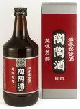 陶陶酒 銀印・甘口(720ml入)10P10Jan15