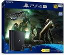 【新品 在庫あり】PlayStation 4 Pro FINAL FANTASY VII REMAKE Pack(HDD:1TB) CUHJ-10036