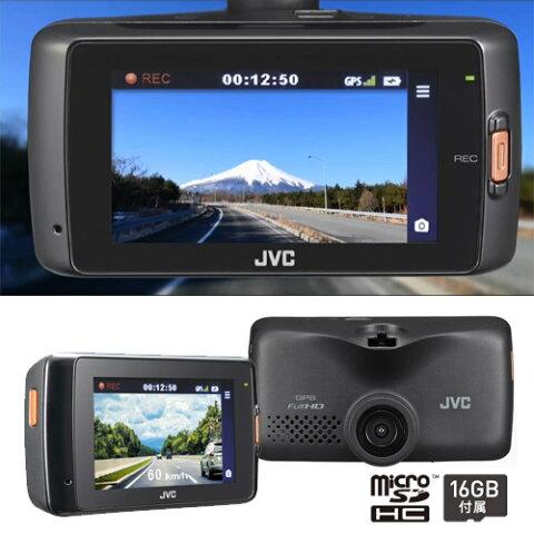 JVC ドライブレコーダー GC-DR1