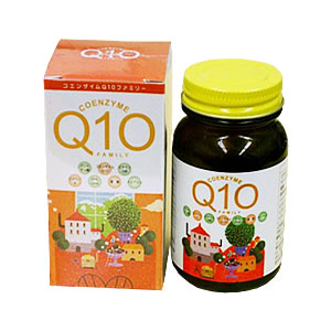 Coenzyme Q10 family 2 piece set fs3gm