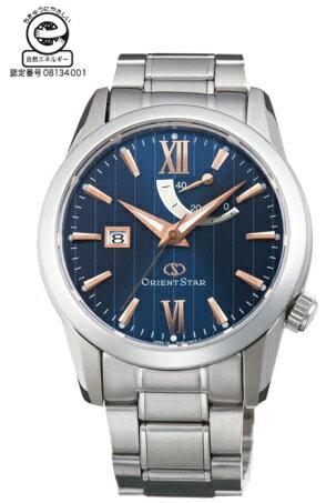 【お取寄せ品,送料無料】オリエント時計 Orient Star自動巻きWZ0351EL Orient Star自動巻き パワーリザーブ