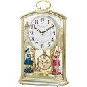 【お取寄せ品】シチズン置時計 「ファンタジーランド796」 4RP796-018