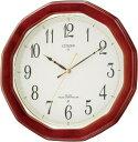 【お取寄せ品,特価品】 シチズン電波掛時計 ネムリーナM446 8MY446-006