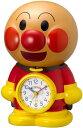 【お取寄せ品】リズム時計製 アンパンマンめざましとけい4SE552-M06