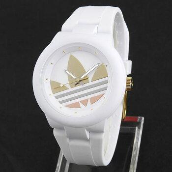 adidasアディダスABERDEENアバディーンADH9083海外モデルメンズレディース腕時計男女兼用ユニセックス白ホワイトゴールドシルバーピンクゴールド