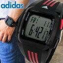 adidas アディダス デュラモ DURAMO XL ADP6097 海外モデル メンズ 腕時計 デジタル 黒 ブラック