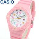 CASIO チープカシオ チプカシ スタンダード スポーツ LRW-200H-4B2 ピンク レディース 腕時計 ウォッチ カジュアル海外モデル スモールサイズ クリスマス ギフト ブランド