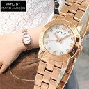 マーク バイ マーク ジェイコブス マークジェイコブス MARC BY MARCJACOBS マークバイマークジェイコブス MBM3078海外モデル レディース 腕時計 ブランド ウォッチ 時計 人気のピンクゴールド